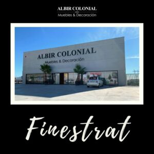 finestrat albir colonial